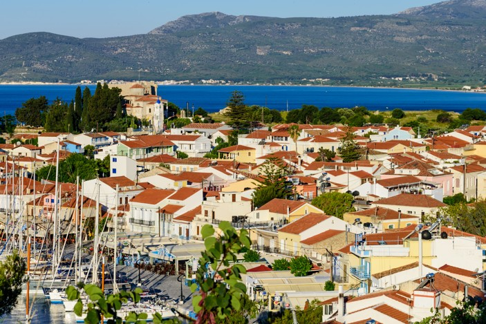 Pythagorion village, Samos