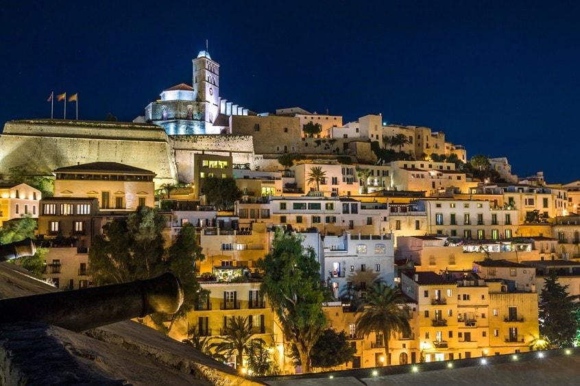 Staré město, La Almudaina, Dart Vila, Eivissa, ibiza