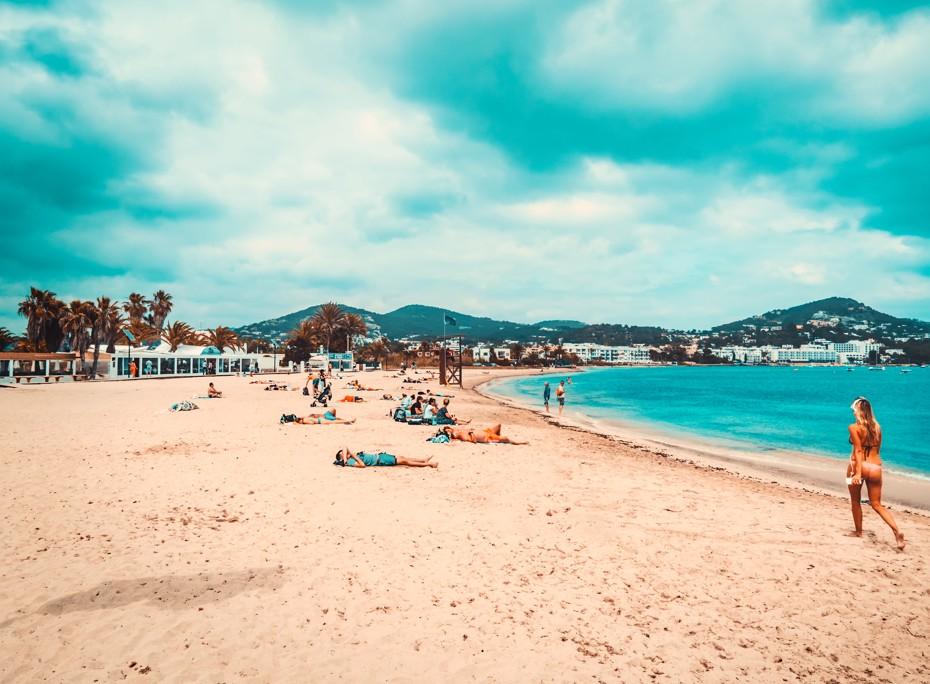 Talamanca in the city of Ibiza