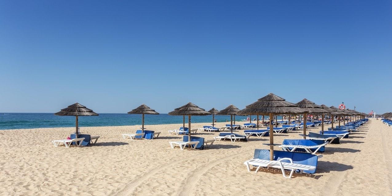 Tavira. Algarve Portugalsko