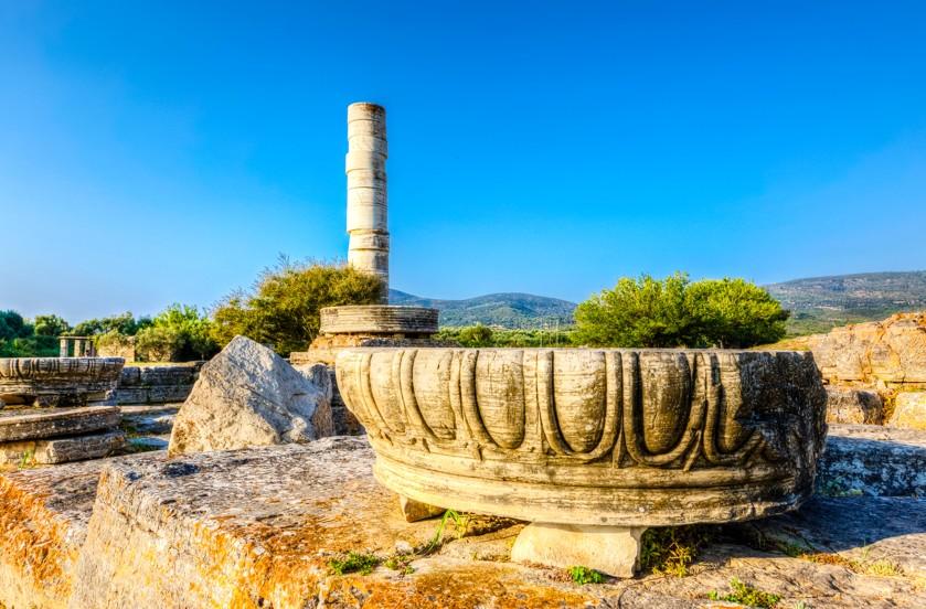 The Heraion of Samos