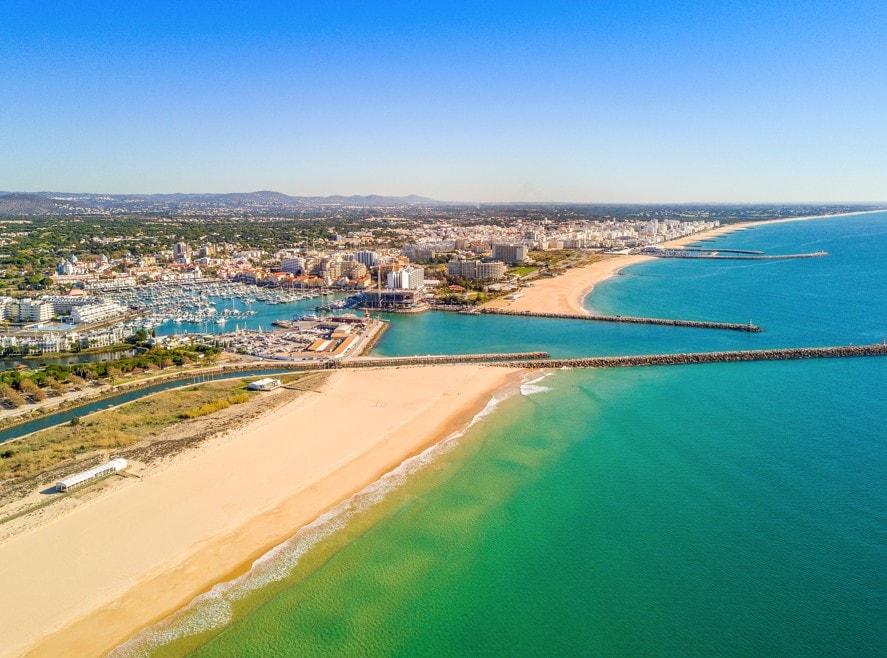Vilamoura, Algarve, Portugalsko