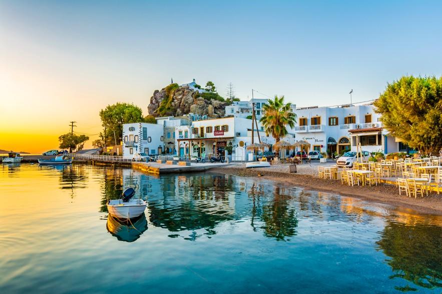 ostrov Patmos, Samos