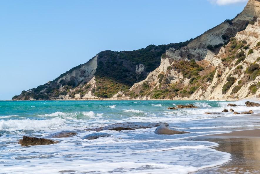 Arkoudilas, Korfu