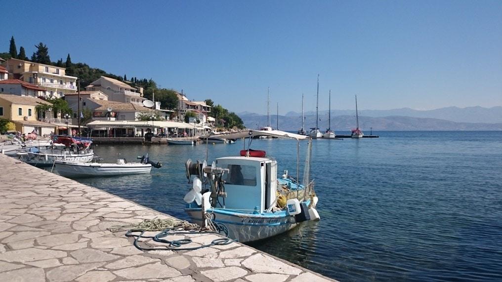 Kassiopi, Korfu