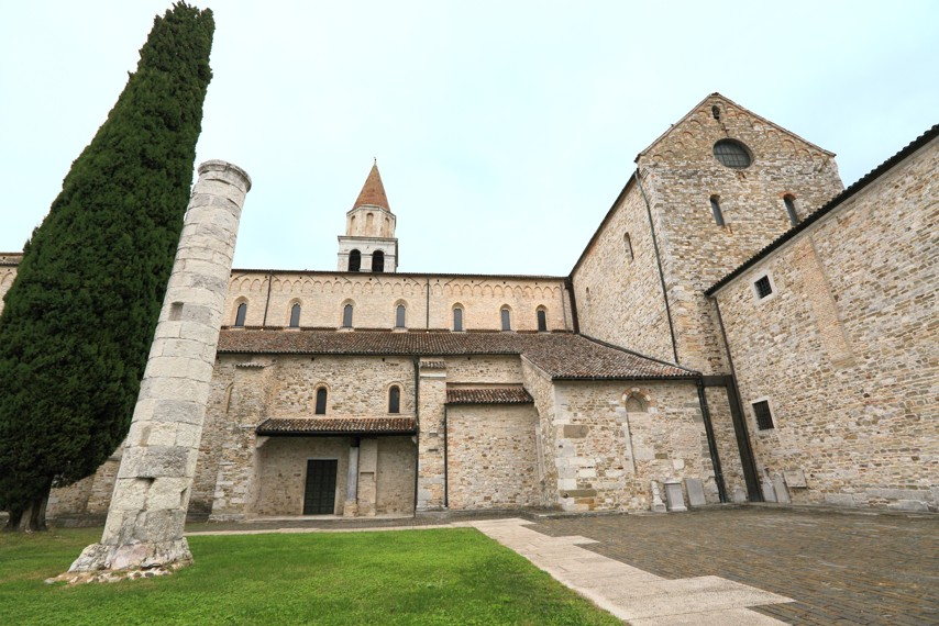 Aquileia, Itálie