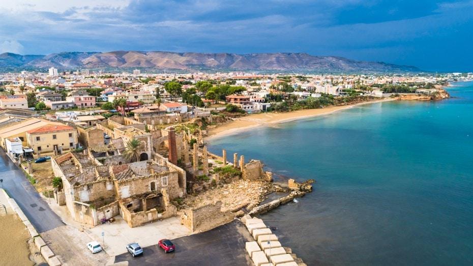Avola, Province of Syracuse, Sicilie