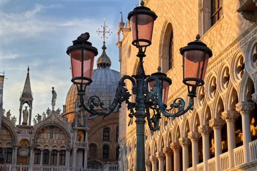Bazilika svatého Marka na Piazza San Marco, Benátky