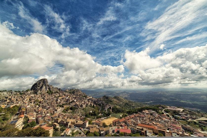 Caltabellotta, Sicílie
