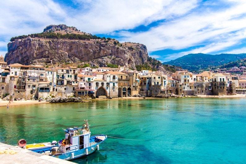 Cefalu 2, Sicílie