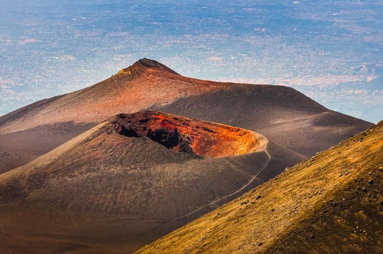 Etna 2, Sicílie