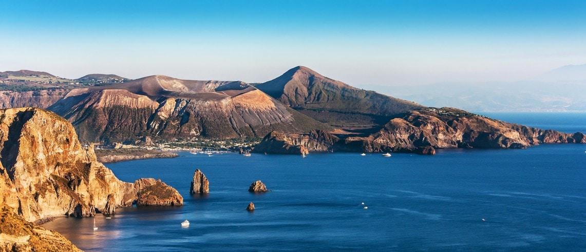 Lipari, Itálie
