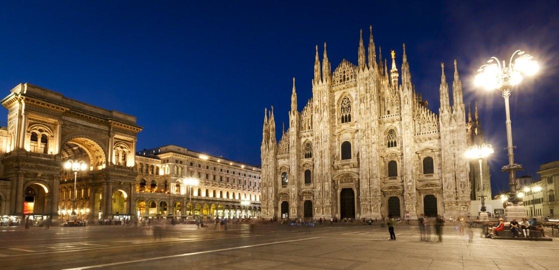 Milán 2, Itálie