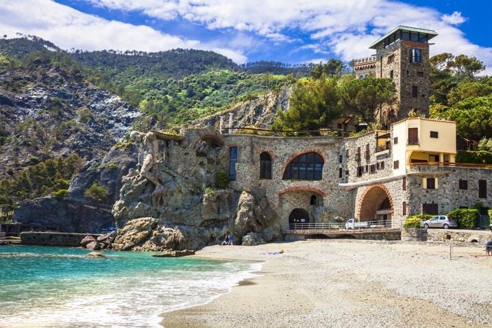Monterosso el Mare, Itálie