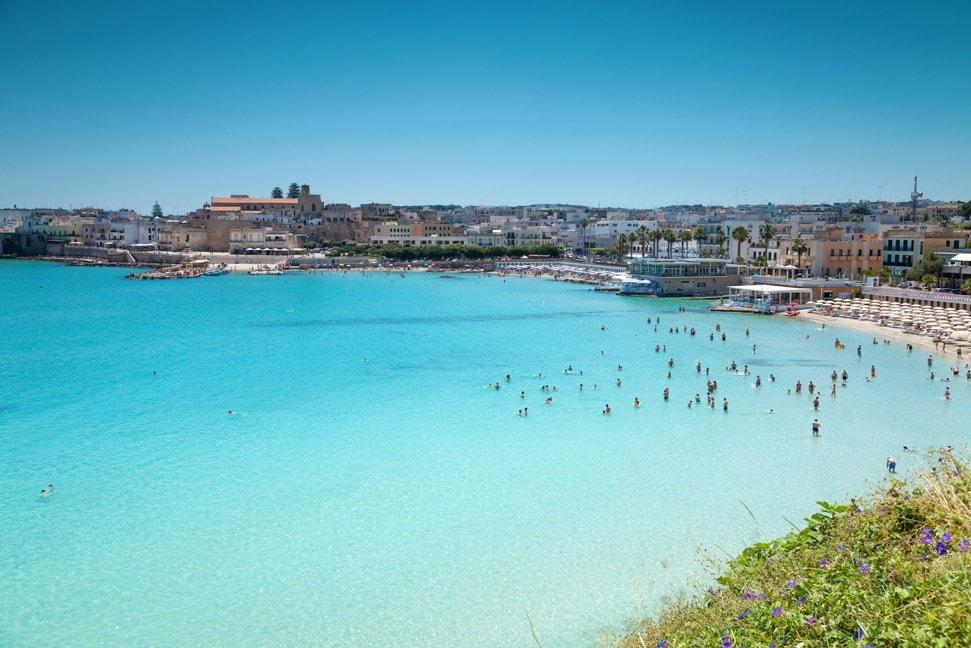 Otranto, Itálie
