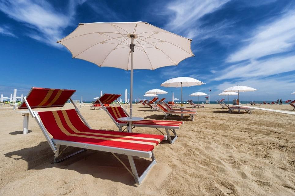 Playa del Sol Riccione, Itálie
