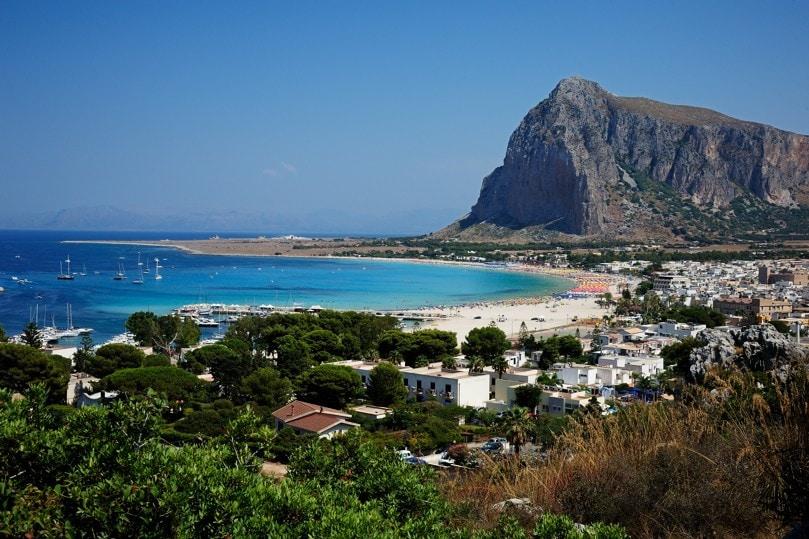 San Vito lo Capo, Sicílie
